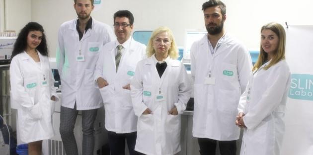 Türk laboratuvarı göbek eritmede ödül aldı!