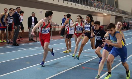 Türkiye, atletizm dörtlü dostluk turnuvasında 17 madalya kazanırken 5 rekoru yenilendi