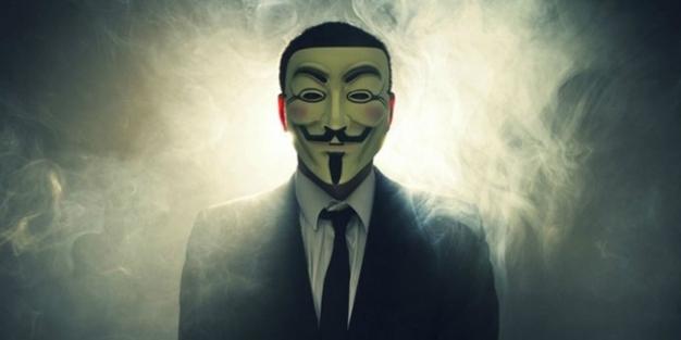 Türkiye'deki internet sitelerine yapılan saldırıları Anonymous üstlendi