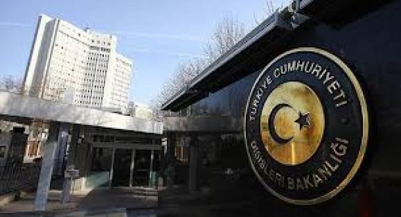 Türkiye'den ABD'ye: BM kararı öyle demiyor