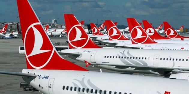 Türkiye'den Erbil ve Süleymaniye'ye uçuşlar durduruluyor