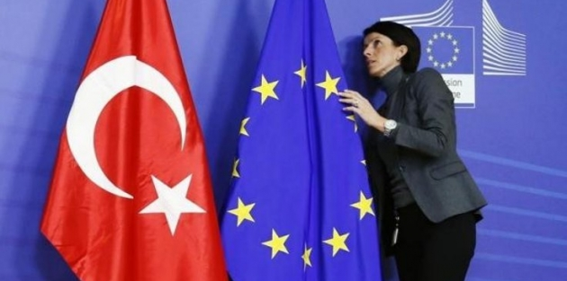 Türkiye'ye AB yardımlarında 70 milyon euro kesinti