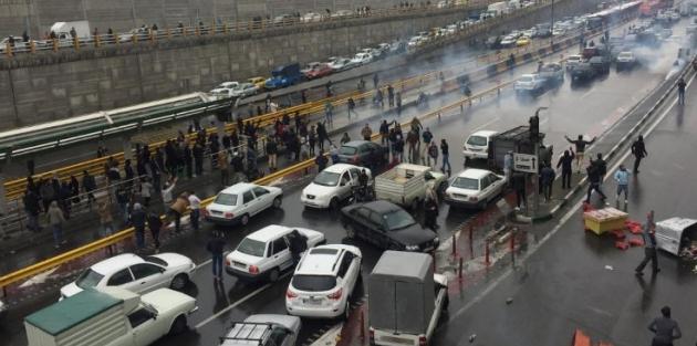 Uluslararası Af Örgütü: İran protestolarında 106 kişi öldürüldü