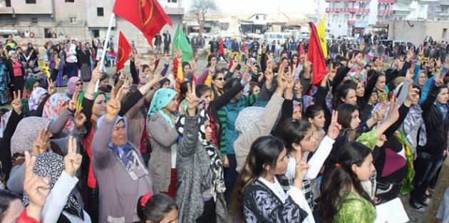 Urfa'da 8 Mart yürüyüş ve etkinlikleri yasaklandı