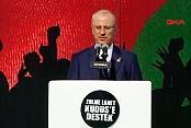 Filistin Başbakanı ''Zulme Lanet Kudüs'e Destek'' mitinginde konuştu