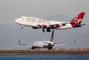 Yolcu uçağı ses hızını aşarak rekor kırdı