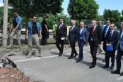 Cumhurbaşkanı Erdoğan, Ordu'da sel bölgesinde incelemelerde bulundu