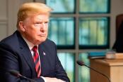 Trump, F-35'lerin Türkiye'ye teslimatını askıya alan bütçe yasasını onayladı
