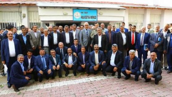 Vali Zorluoğlu: Van'da asfaltsız, susuz, okulsuz köy kalmayacak