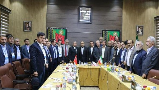 Van TSO'dan İran ziyareti açıklaması