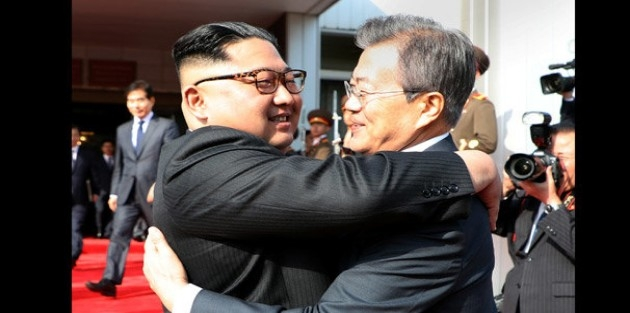 Ve ortaya çıktı! İki liderden sürpriz buluşma