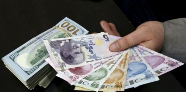Yeni Güne Yükselişle Başlayan Dolar 6,22 TL'yi Gördü