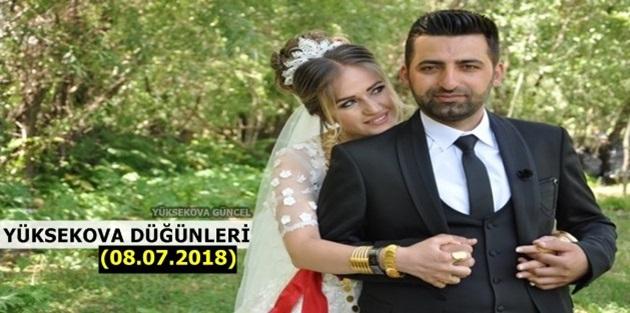 Yüksekova Düğünleri (08.07.2018)