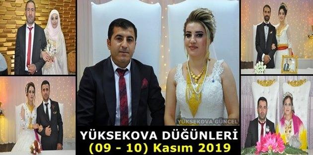 Yüksekova Düğünleri (09 - 10) Kasım 2019