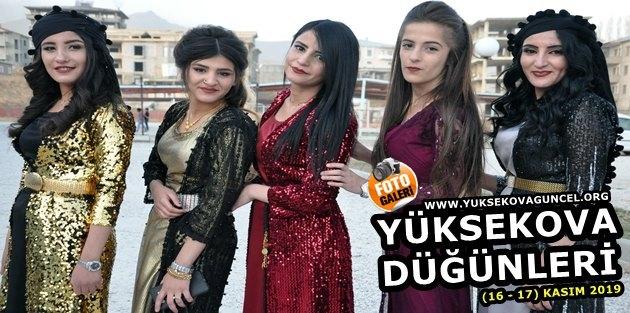 Yüksekova Düğünleri (16 - 17) Kasım 2019