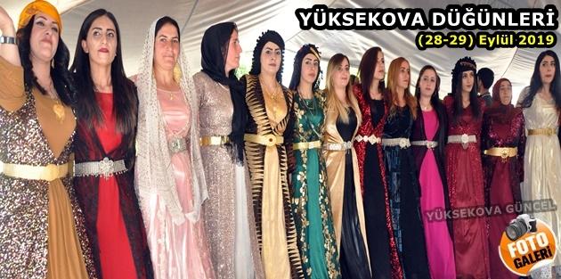 Yüksekova Düğünleri (28-29) Eylül 2019