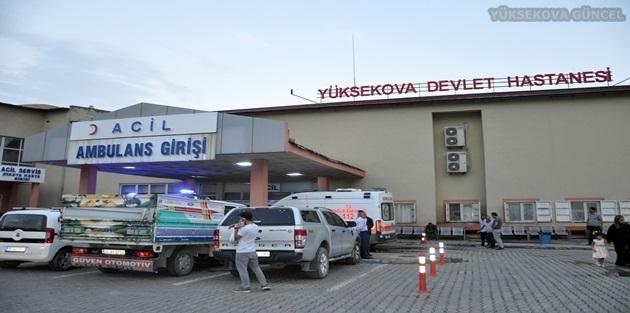 Yüksekova'da 14 yaşındaki çocuk ablasını vurdu