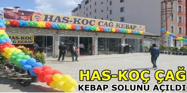 yuksekova da has koc cag kebap salonu