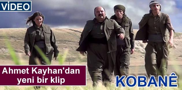 Yüksekovalı Kayhan'dan 'Kobanê' Klibi