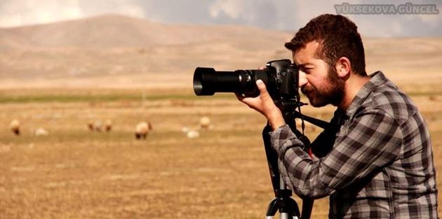Yüksekovalı öğretmen, her hafta 500 adet doğa resmini çekiyor