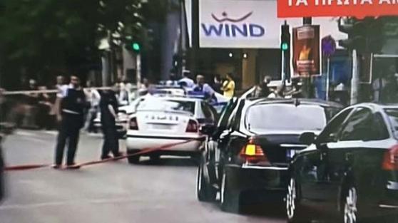 Yunanistan eski başbakanı bombalı saldırıda yaralandı