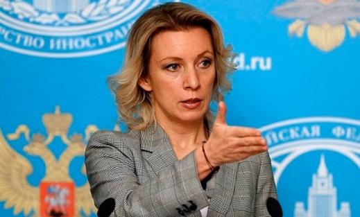 Zaharova: Suriye'ye barış gelirken saldırdılar