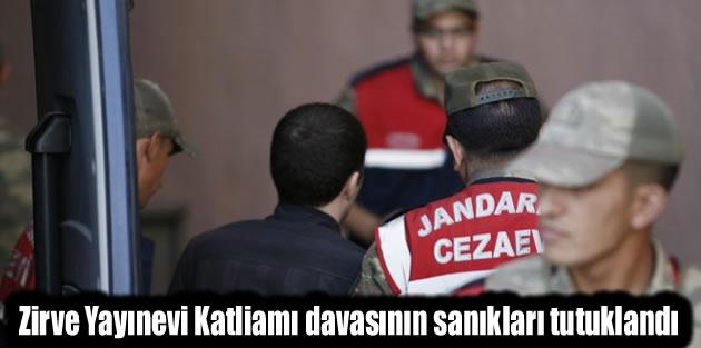 Zirve Yayınevi Katliamı davasının sanıkları tutuklandı