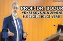 Prof. Dr. Bodur: Yüksekova'nın zemini İle...