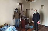 Başkan Aydoğdu'dan Engelli Bal Kardeşlere Ziyaret