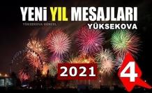Yüksekova yeni yıl mesajları (4) - 2021