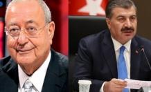 Barlas, Koca'yı hedef aldı: Korona bakanı