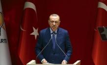 Erdoğan: Meclis'te edepsizlere prim verecek durumda değiliz
