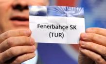 Fenerbahçe'nin Rakibi Şimdiden Belli