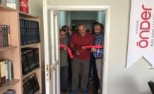 Hakkari'de kitap kafe gençlik merkezi açıldı!