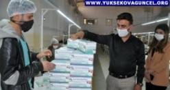 Yüksekova'da Kurduğu Fabrikayla Siparişlere Yetişemiyor, ABD'ye Kadar Sipariş Gönderiyor