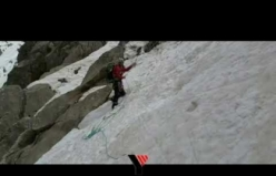 Dağcılardan Belkıs Zirvesi için rota tırmanışı - Yüksekova