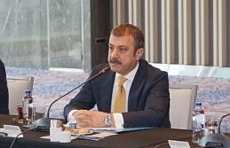 MB Başkanı Kavcıoğlu: Faiz indirimiyle salgının ekonomik etkilerini gidermek için ilk aksiyonu aldık