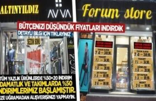 Forom Store - Altınyıldız Giyim Mağazaları