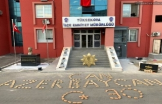 Yüksekova'da 121 kilo eroin ele geçirildi