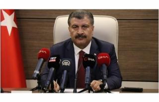Sağlık Bakanı Fahrettin Koca: 'Çin'den...