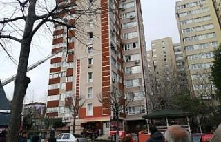 İstanbul Bahçelievler'de 14 katlı binada patlama