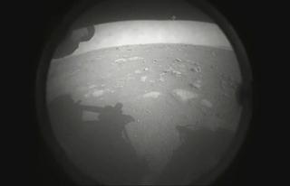 NASA'nın uzay aracı Mars yüzeyine başarılı...