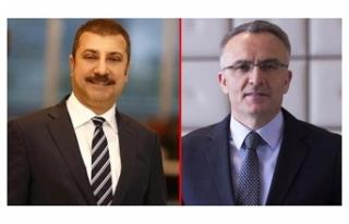 Merkez Bankası Başkanı Naci Ağbal görevden alındı,...