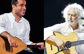 Demirtaş: Kimse Erkan Oğur'un üstünü çizemez