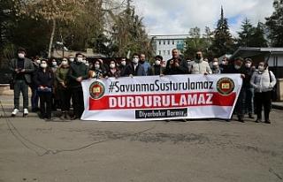 Diyarbakır Barosu: 2020'de 69 üyemize 78 soruşturma...