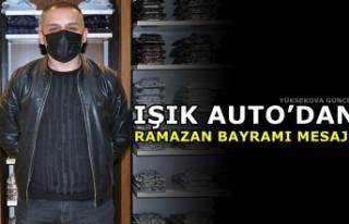Işık Auto'dan Ramazan Bayramı Mesajı