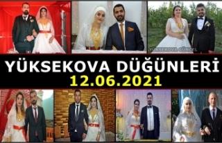 Yüksekova Düğünleri - (12.06.2021)