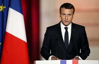Fransa Cumhurbaşkanı Macron: Türkiye ile gerginlik...