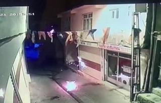 Hani AK Parti binası saldırganı, parti yöneticisinin...