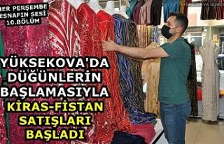 Her Perşembe Esnafın Sesi - 10.Bölüm - Yüksekova'da...